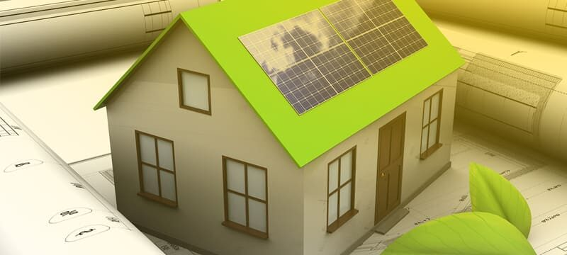 Energia solar e projetos de arquitetura
